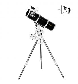 SkyWatcher 200/1000 EQ5 Dual Speed Reflector Telescope w/ Steel Tripod