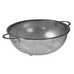 Avanti 25.5cm Stainless Steel Perforated Strainer with Handles