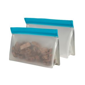 Avanti Reusable Stand Up Bag 500ml Set of 2