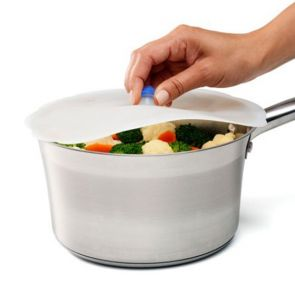 Chef'n Cloud Cover Silicone Universal Lid 23cm