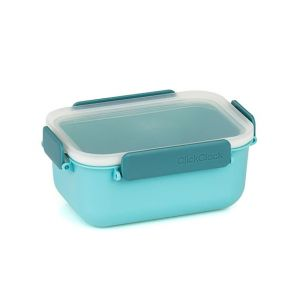 ClickClack Daily Food Storage Container 1900ml Blue