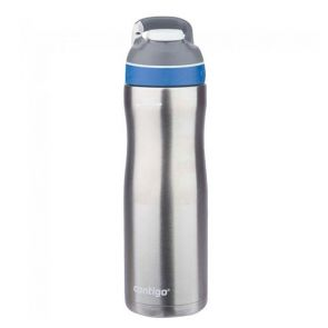 Contigo Cortland Chill Autoseal Stainless Steel Water Bottle 591ml Monaco
