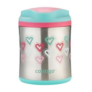 Contigo Food Jar 300ml Hearts