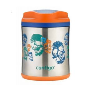 Contigo Food Jar 300ml Skeletons