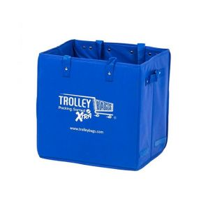 EVO Lifestyle Trolley Bag Xtra Bag Blue
