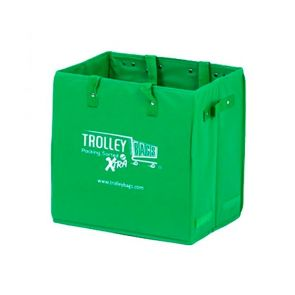 EVO Lifestyle Trolley Bag Xtra Bag Green