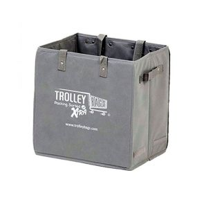 EVO Lifestyle Trolley Bag Xtra Bag Grey