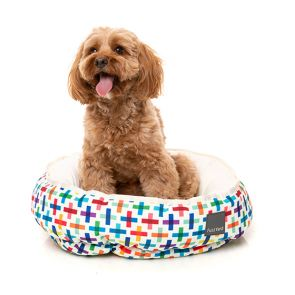 FuzzYard Jenga Reversible Dog Bed