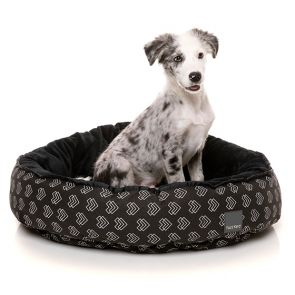FuzzYard Nighthawk Reversible Dog Bed