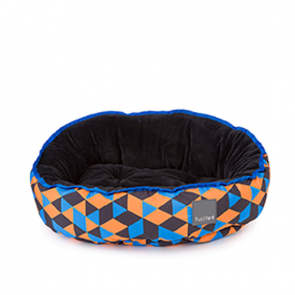FuzzYard Amsterdam Reversible Dog Bed