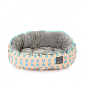 FuzzYard Chelsea Reversible Dog Bed - Small