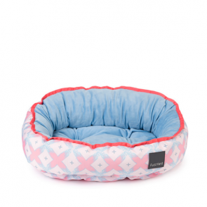 FuzzYard Saatchi Reversible Dog Bed