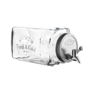Kilner Fridge Drinks Dispenser 3L