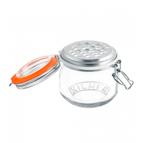 Kilner Grater Jar Set 500ml