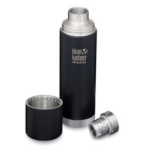 Klean Kanteen Insulated Bottle TKPro 1L Shale Black