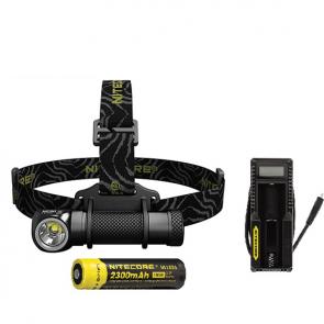 Nitecore HC30 Headlamp - Set