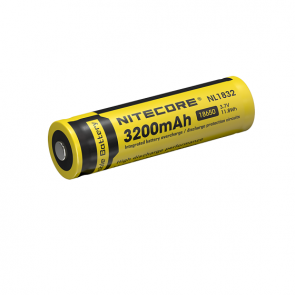 Nitecore NL1832 Li-ion 18650 Battery - 3200mAh
