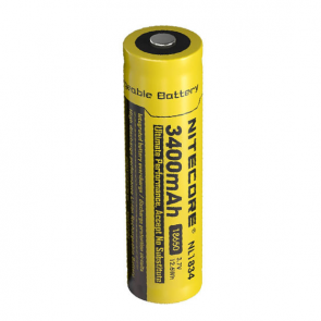 Nitecore NL1834 Battery - 3400mAh
