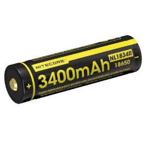 Nitecore NL1834R Battery - 3400mAh