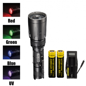 Nitecore SRT7GT Flashlight Set