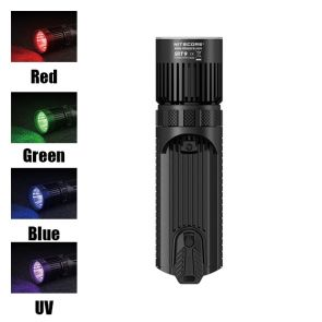 Nitecore SRT9 Flashlight