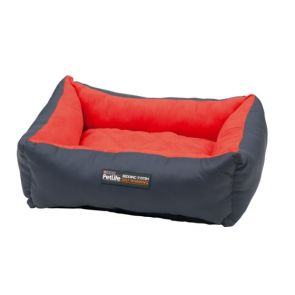 Purina Petlife Self Warming Cuddle Dog Bed