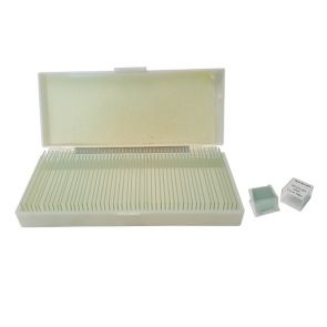 Saxon Pre-Cleaned Blank Slides Kit (50pcs)