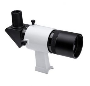 Saxon 9x50 Finderscope with Bracket (90-degree)