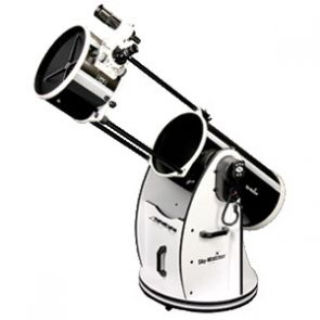"SkyWatcher Black Diamond GOTO 12"" Collapsible Dobsonian Telescope with WIFI"