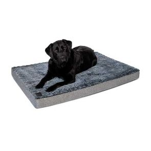 Superior Pet Orthopedic Dog Mat - Artic Faux Fur