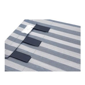Superior Pet Heavy Duty Flea Free Replacement Part - Cover - Grey Stripe
