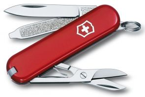 Victorinox Classic SD Swiss Army Knife - Red