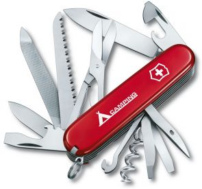 Victorinox Ranger Camping Swiss Army Knife