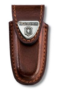 Victorinox 58mm Classic Leather Belt Pouch