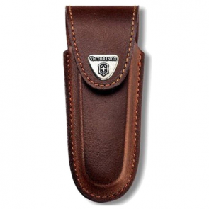 Victorinox 111mm 4-6 Layers Leather Pouch