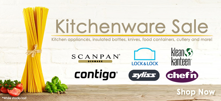 Kitchenware Products On Sale